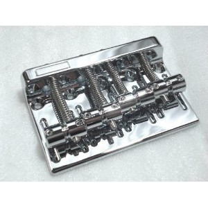 GOTOH/Bass BRIDGE 201B-4 Chrome【ゴトー】【楽器de元気】