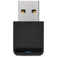 BUFFALO 無線LAN子機 [無線11ac/n/a/g/b 433Mbps・USB2.0・Win] WI-U2-433DMS