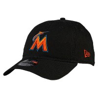 ニューエラ メンズ 帽子 キャップ【New Era MLB Diamond Era Adjustable Cap】Black