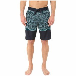 オニール メンズ 水着 水着 Hyperfreak Burner Boardshorts Dark Navy