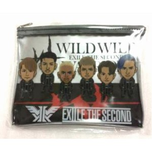 EXILE SECOND モバイル ポーチ WILD WARRIORS