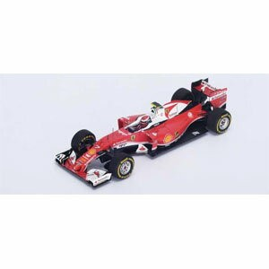 1/18 Ferrari SF16-H No.7 2nd Bahrain GP 2016【LS18F105】 【税込】 LOOKSMART [ルックスマート LS18F105 フェラーリ SF16...