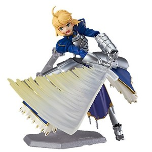figma Fate/stay night セイバー 2.0 特典 エフェクトパーツ付き ノンスケール ABS&PVC製 塗装済み可動フィギュア