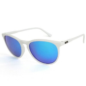 DANG SHADES FENTON White Matte x Blue Mirror Polarized(偏光レンズ) vidg00262 サングラス (Men's)