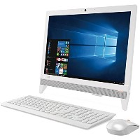 【KINGSOFT Office 2016セット】 19.5型液晶一体型PC Lenovo ideacentre AIO 310 Windows10 Celeron デュアルコアCPU 4GB...