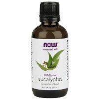 海外直送品 Now Foods Eucalyptus Oil, 2 oz