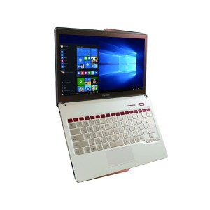 [新品] 富士通 FMV LIFEBOOK Floral Kiss CH75/W FMVC75WR [Elegant Red with Beige](Corei5/Win10/500GB/4GB/13