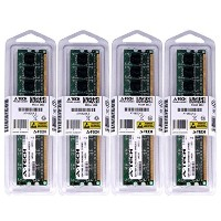 8GBキット( 4x 2GB ) for Dell Inspiron 560560s 570580580s。ECC DIMM ddr3pc3–85001066MHz...