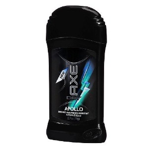 Axe Dry Antiperspirant Deodorant - Apollo - Invisible Solid - Net Wt. 2.7 OZ Each - Pack of 3 by...