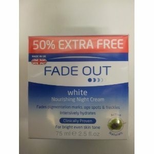 (Fade Out) Fade Out White Nourishing Night Cream 50ML (50% EXTRA FREE)