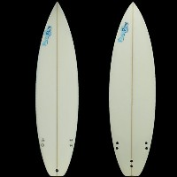 "Power Point パワーポイント サーフボードショートボード 6'6""フィン付 Shortboard (A52424)Surfboard 未使用アウトレット特価【代引不可】"