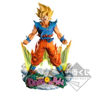 一番くじ ドラゴンボール Z SUPER MASTER STARS DIORAMA THE BRUSH賞