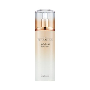 [MISSHA] Time Revolution Nutritious Emulsion - 130ml