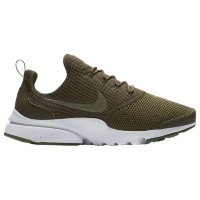 (取寄)ナイキ メンズ プレスト フライ Nike Men's Presto Fly Medium Olive Medium Olive White
