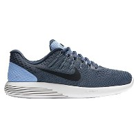 ナイキ メンズ ルナグライド 8 ランニングシューズ Nike Men's LunarGlide 8 Light Blue Squadron Blue Ghost Green Black