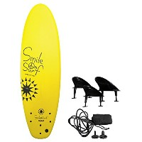 Smile On Surf ソフトボード 167cm イエロー