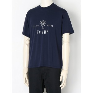 GELATO PIQUE HOMME [Homme]icesummerプリントTシャツ/ルームウエア ジェラートピケ【送料無料】