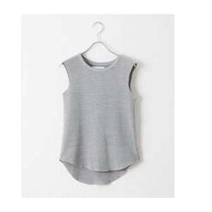 DOORS FORK&SPOON Waffle Thermal Sleeveless【アーバンリサーチ/URBAN RESEARCH Tシャツ・カットソー】