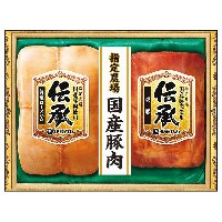 15%OFF お中元 伊藤ハム 伝承国産ハム詰合せ ハム・精肉 伊藤ハム(お中元)