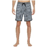 "ハーレー メンズ 水着 水着 Phantom Brooks 18"" Boardshorts Anthracite"
