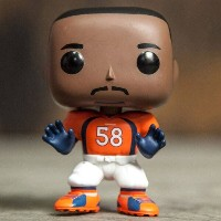 ファンコ Funko フィギュア・おもちゃ 【Funko POP Sports NFL Wave 3 Denver Broncos - Von Miller】