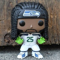 ファンコ Funko フィギュア・おもちゃ 【Funko POP Sports NFL Seattle Seahawks - Richard Sherman】