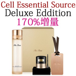 [LG生活健康]O HUI 20周年記念/セルエッセンシャル・ソース170%増量企画/200ml/the first cell essential source deluxe edition