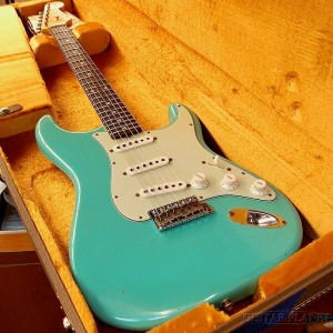 【中古】Fender Custom Shop 2016 Custom Collection Custom Build 1961 Stratocaster Journeyman Relic Faded...