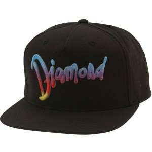 ダイアモンドサプライ Diamond Supply Co 帽子 キャップ【Diamond Supply Co World Tour Snapback Cap】