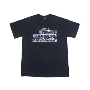 【US買い付け正規品】【即納】5 POINTZ Grafitti S/S Tee black