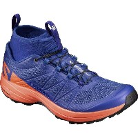 サロモン Salomon メンズ ランニング シューズ・靴【XA Enduro Running Shoes】Surf The Web/Flame/Black