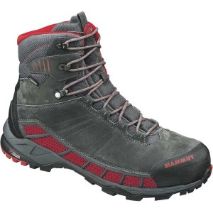 マムート Mammut メンズ ハイキング シューズ・靴【Comfort Guide High GTX Surround Hiking Boots】Graphite/Inferno