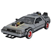 1/24 BACK TO THE FUTURE III デロリアン
