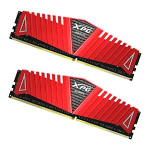 AX4U2133W8G13-DRZ [XPG Z1 Series DDR4 2133MHz(PC4-17000) 16GB(8GBx2枚組) CL13 Red]