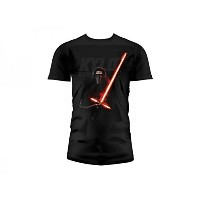 SD toys - T-Shirt - Star Wars Episode 7 - Kylo Ren Lightsaber Taille 8 ans - 8436546899143