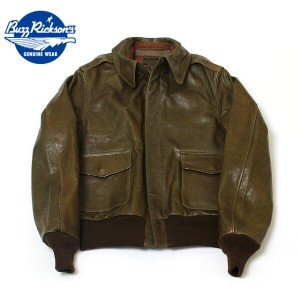 """No.BR80451 BUZZ RICKSON'S バズリクソンズtype A-2 """"BUZZ RICKSON CLOTHING CO""""Contract No.27752"""