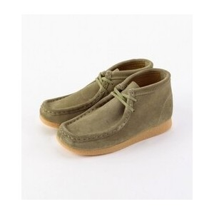 Clarks:WALLABEE BOOTS(kids)【シップス/SHIPS ショートブーツ】