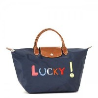 LONGCHAMPロンシャン 1623618556 LEPLIAGE LUCKY D.NVトートバッグ【】【新品/未使用/正規品】