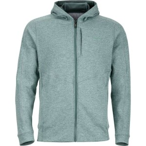 マーモット Marmot メンズ トップス パーカー【Hayes Full - Zip Hoodies】Urban Army Heather