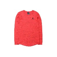 JORDAN BRAND JUMPMAN LONG SLEEVE T-SHIRTS (867299/687: HEATHER RED)ジョーダンブランド/ロングT-シャツ