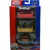 【Thomas Friends Trackmaster Motorized Railway きかんしゃトーマスとなかまたち CASTLE CARGO DELIVERY (Y3352)...