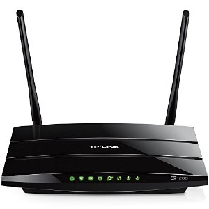【TP-LINK Archer C5 AC1200 Dual Band Wireless AC Gigabit Router 2.4GHz 300Mbps+5Ghz 867Mbps 2 USB...