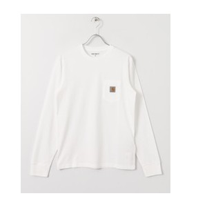 Sonny Label carhartt LONG-SLEEVE POCKET T-SHIRTS【アーバンリサーチ/URBAN RESEARCH メンズ Tシャツ・カットソー 0200WH ルミネ...