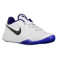 Nike Kobe Mentality メンズ White/Court Purple/Persian Violet/Hematite ナイキ メンタリティー バッシュ コービー