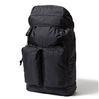 (ヘッド・ポーター) HEADPORTER BLACK BEAUTY RUCK SACK BLACK