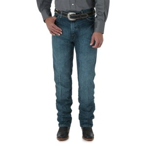 ラングラー Wrangler メンズ ボトムス ジーンズ【Cowboy Cut Silver Edition Jeans - Slim Fit 】Natural Vintage