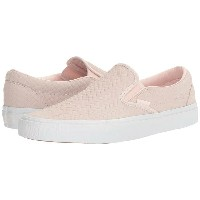 ヴァンズ Vans メンズ シューズ・靴 スニーカー【Classic Slip-On】(Embossed Woven Suede) Rose Water