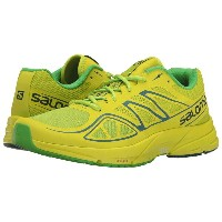 サロモン Salomon メンズ シューズ・靴 スニーカー【Sonic Aero】Lime Green/Lime Punch/Classic Green