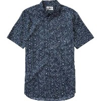 ビラボン メンズ シャツ トップス Billabong Sundays Mini Short-Sleeve Shirt - Men's Dark Slate