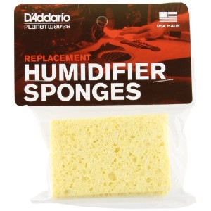 Planet Waves by D'Addario プラネットウェーブス 湿度調整剤 GH-RS Replacement Sponge 3PK 【国内正規品】